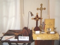 祭壇、祭具一式